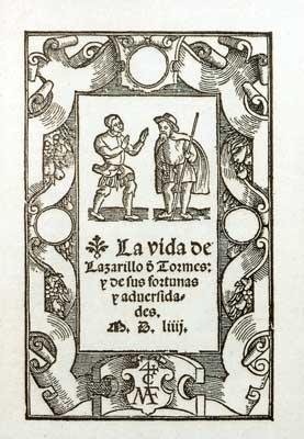 1554-Lazarillo