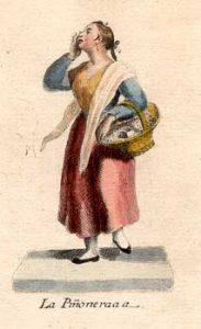 LA PIÑONERAAA. Miguel Gamborino, Los gritos de Madrid, 1809-1817.